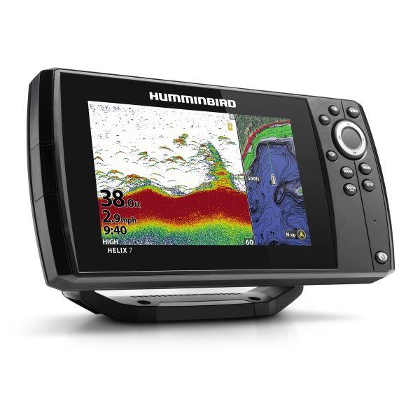 Humminbird Helix 7 MSI (MEGA SI) GPS G3